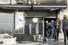 VÍDEO: Analizan la intencionalidad del fuego