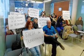 VÍDEO: La nueva ordenanza pone a los artesanos en pie de guerra contra el Ayuntamiento de Sant Antoni