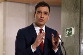 Sánchez dice que espera «poco o nada del PP, pero mucho» de Podemos