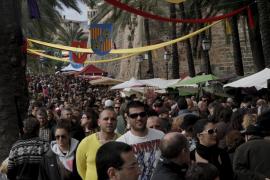 Comienzan los actos festivos del Dia de les Illes Balears