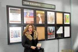 Nueva York descubre la obra de Marta Torres