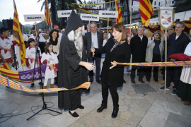 Arrancan los actos del Dia de les Illes Balears