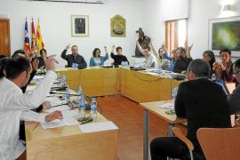 'No' a los quads en ses Salines de Formentera