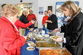 Peix Nostrum inicia las degustaciones de 'gerret' en el Mercat Nou de Eivissa