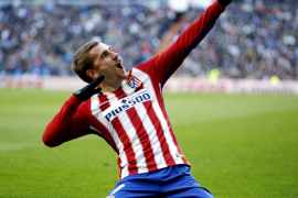 Griezmann lleva al Real Madrid al fracaso