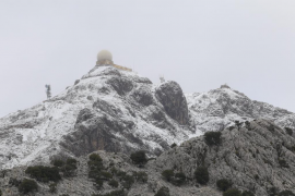 Este domingo nieve a partir de 600 metros
