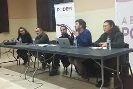 Jarabo, sobre el acuerdo PSOE-C's: «Podría tener influencia en Balears»