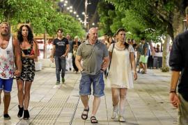 Vila pedirá ayuda a la Polícia Nacional para evitar la presencia de 'ticketeros' en las calles
