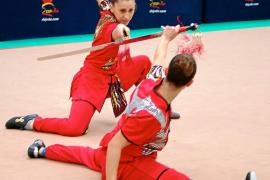 Cuatro títulos nacionales para Rosario Bonet