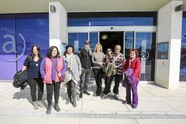 VÍDEO: Los vendedores de Sant Antoni proponen montar el mercadillo en el puerto