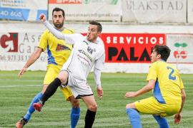 La Peña Deportiva se conforma con el empate en sa Pobla