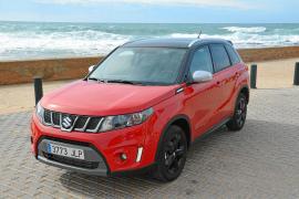 Un SUV con prestaciones de auténtico deportivo: Suzuki Vitara 1.4 S