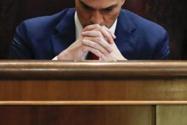 Sánchez: No voy a permitir que la gobernabilidad descanse en independentistas
