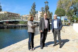 Torres apacigua a Marí: «La reforma de la carretera comenzará a finales de año»
