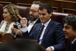 Albert Rivera: «Los españoles quieren soluciones y no problemas»