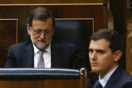 Rivera vuelve a pedir la abstención de PP y Podemos