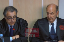 Roca, ya en Palma para asistir a la declaración de la Infanta