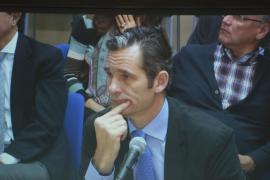 Urdangarin matiza que los gastos personales se pagaron desde la cuenta conjunta con la Infanta