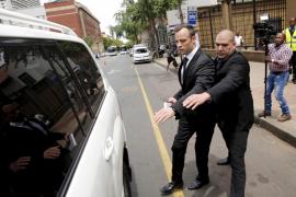 Niegan a Pistorius la posibilidad de apelar su condena por asesinato