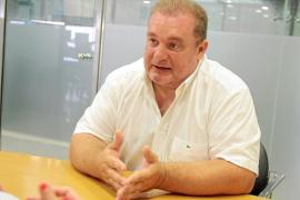 Dimite Vicent Torres como presidente de la Cambra de Comerç d'Eivissa y Formentera