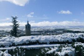 El invierno regresa con frío y nieve en cotas bajas en península y Balears