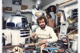 Hallan muerto en Malta al creador del robot R2D2 de Star Wars