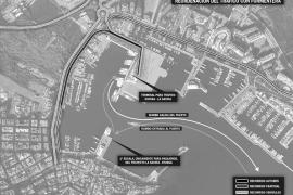 Las barcas de Formentera podrán parar en un apeadero en es Martell a partir de 2018