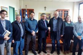 El Consell de Mallorca en Quíos