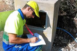 Aqualia detecta 230 fraudes de consumo en la isla de Eivissa