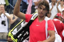 Nadal sigue al frente de la ATP y Federer quita a Djokovic el segundo puesto