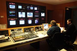 ESTUDIOS DE TELEVISION ESPAÑOLA (TVE) EN PALMA