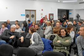 El Consell d'Entitats de Formentera no acepta la propuesta de APB y Vila del apeadero en es Martell