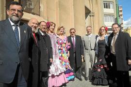 Día de Andalucía en es Molí des Comte