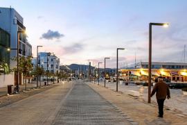 La oposición en Vila duda de la operatividad del apeadero para las barcas de Formentera