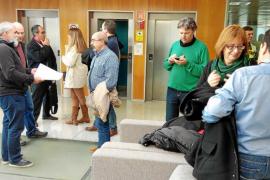 El Consell d'Eivissa pide responsabilidad a los taxistas para evitar las protestas