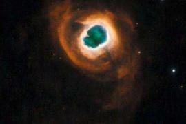 Una imagen captada por el Hubble muestra cómo morirá el Sol en 5.000 millones de años