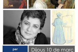 'Pintoras olvidadas', conferencia en Cort