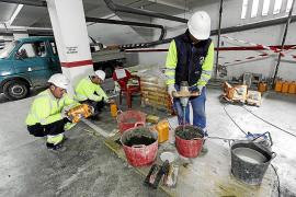 El aparcamiento del Mercat Nou de Vila volverá a abrir antes del verano