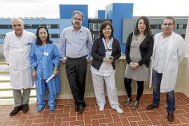 «Lo primordial era no perderte por los pasillos del nuevo hospital Can Misses»