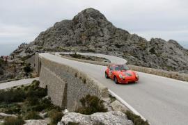 Cien coches compiten desde este jueves en el XII Oris Rally Clásico de Mallorca