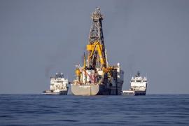 Antich pide en el Senado un Mediterráneo libre de prospecciones por ley