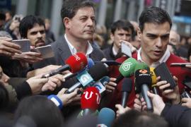 Sánchez insta a Iglesias a no perder la oportunidad de formar Gobierno