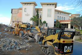 Aluvión de reformas hoteleras en Mallorca