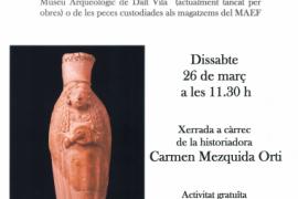 El  MAEF y Carmen Mesquida presentan en sociedad una nueva Astarté