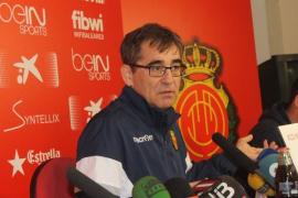 Vázquez enfoca los partidos ante el Llagostera y el Huesca como «finales»