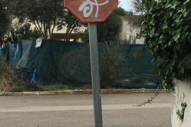 El PI de Campos reclama una modernización y mejora de las señales de tráfico