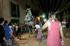 Ses Salines se prepara para la Festa del Cavall