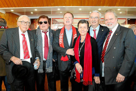 Partido del centenario del Mallorca