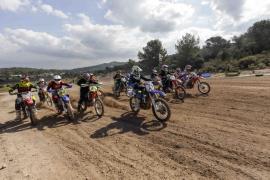 Motocross Cala Bassa, prueba puntuable para el Campeonato Balear