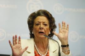 El juez imputa al PP de Valencia por blanqueo y ofrece a Barberá la posibilidad de declarar voluntariamente